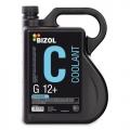BIZOL Coolant G12+ (ЧЕРВЕН Антифриз) -80°С 5L