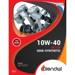 BLENDOL MOTOR OIL SL-CF 10W-40 1L