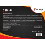 BLENDOL MOTOR OIL SL-CF 10W-40 5L