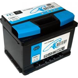 Акумулатор AC Battery 62Аh 540A R+