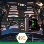 BIZOL Green Oil 5W-40 4L